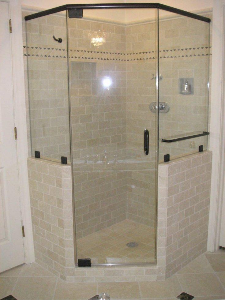 самое душ своими руками в квартире фото доме