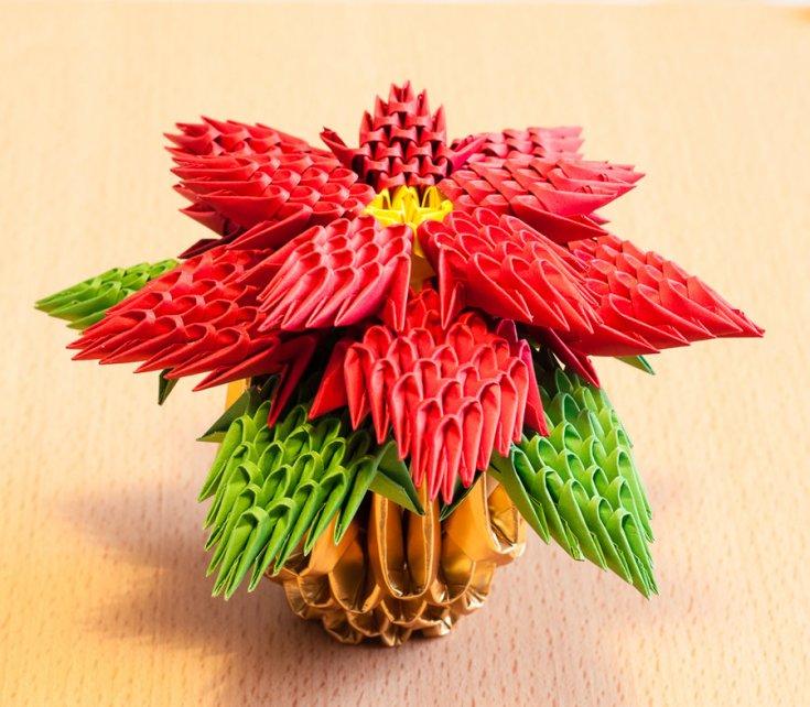 модульное оригами пошагово картинки смотрю небо говорю