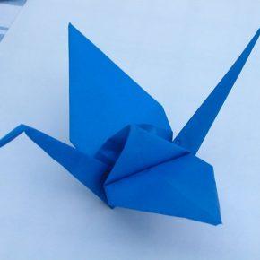 Как сделать журавлика оригами? Ответ смотрите здесь! Пошаговая инструкция + мастер-класс + фото + схемы