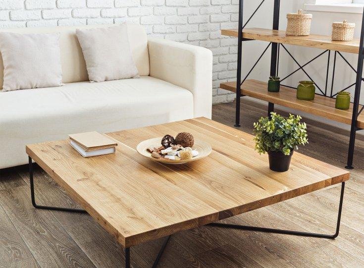 Предметы мебели из дерева