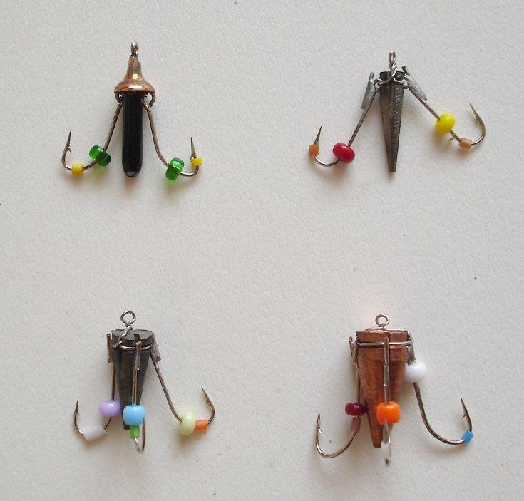 Снасти своими руками для зимней рыбалки