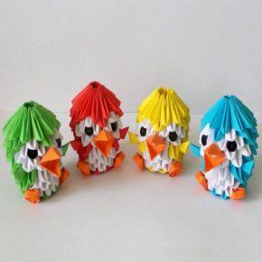 Объемные игрушки в технике оригами — обзор лучших шаблонов, инструкция, мастер-класс, фото, видео, секреты и хитрости от мастеров