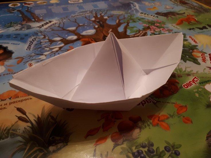 рассказала, фото с корабликами из бумаги вставив ногу стремя