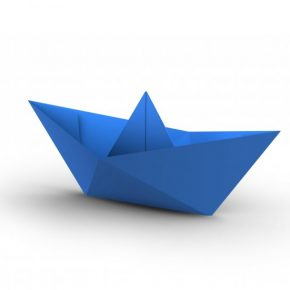 Бумажный кораблик (оригами) — как сделать своими руками? Посмотрите нашу инструкцию с фото и видео!