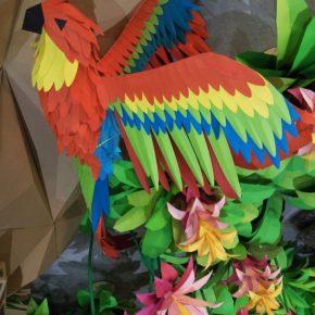 Оригами птица из бумаги для детей — простая инструкция для начинающих с интересными идеями оригами (фото и видео)
