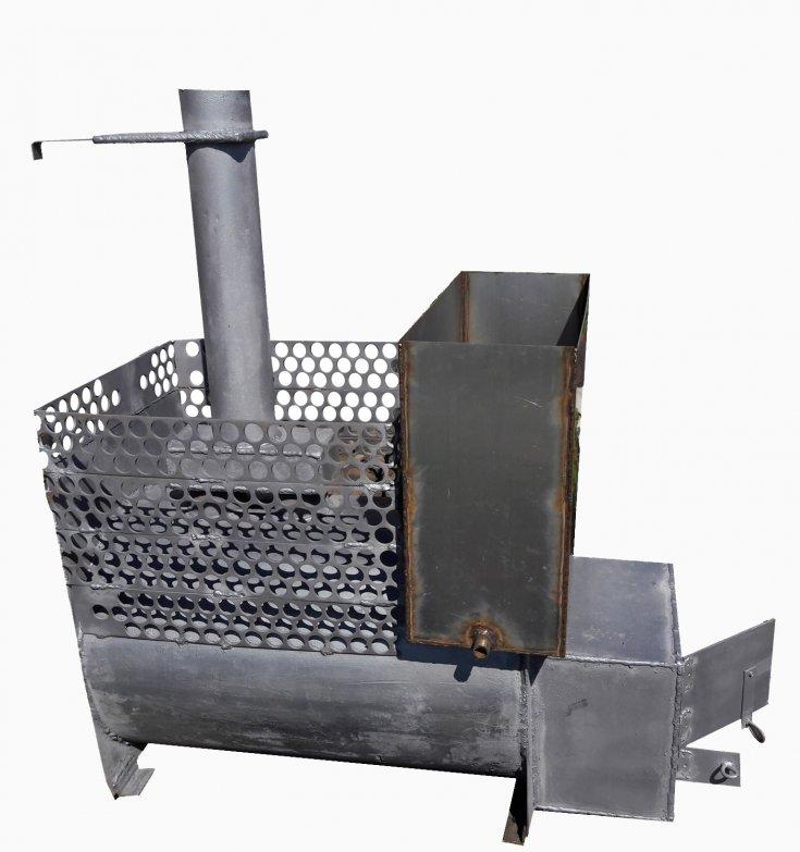печь из металла своими руками фото аравана, соединяющая себе