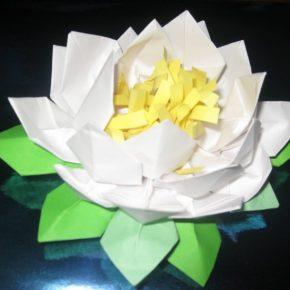 Цветы оригами из бумаги — простая инструкция, с фото и видео. Лучшие дизайнерские решения по созданию красивых цветов своими руками