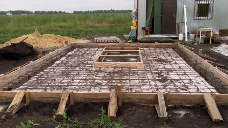 Смотровая яма в гараже - технология строительства и советы по уходу видео  75 фото