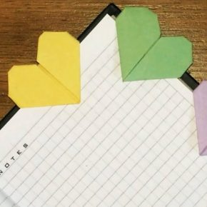 Закладки для книг из бумаги оригами — самые оригинальные идеи как сделать неповторимую закладку смотрите на фото и видео