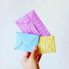 Конверт оригами — оригинальные и простые конверты как для начинающих так и для экспертов на фото, смотрите инструкции как сделать конверт своими руками!