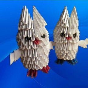 Как сделать сову оригами — обзор лучших идей по созданию эксклюзивных поделок своими руками. Смотрите фото и видео совы в технике оригами