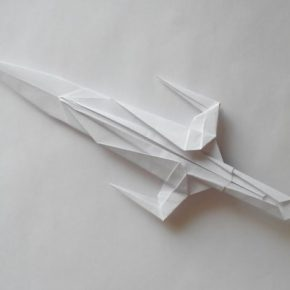 Оригами из бумаги оружие для начинающих — смотрите что можно сделать своими руками легко и оригинально, инструкции на фото и видео!