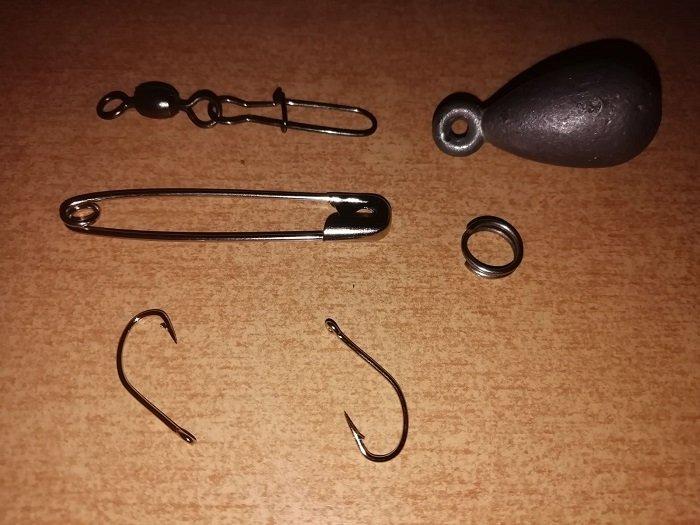 Заточка рыболовных крючков в домашних условиях